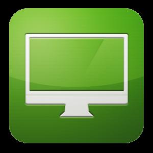 computador servidor dedicado verde