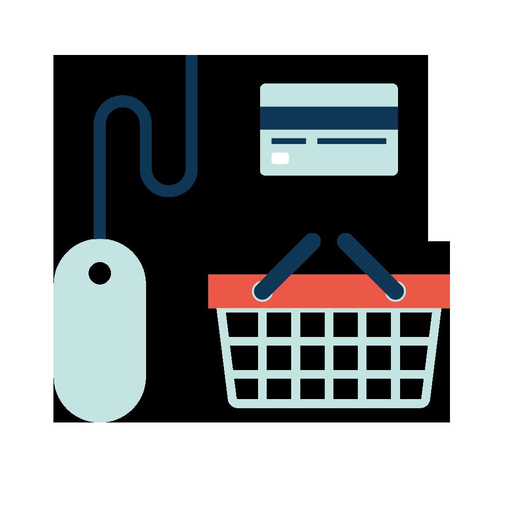 tienda en linea iconos hosting VPS